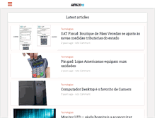Tablet Preview of abta2012.com.br